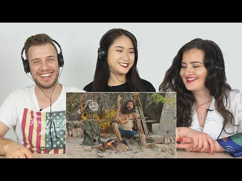 Foreigners React to Thai Knorr's Commercial