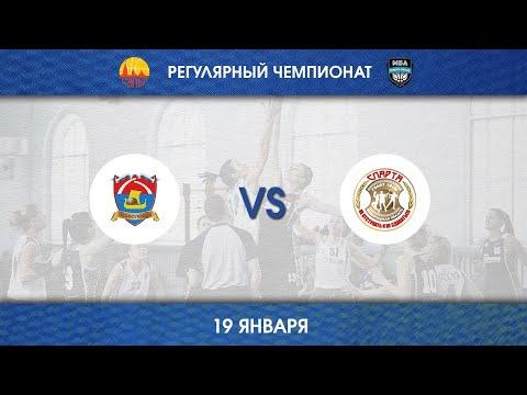 ВСЕВОЛОЖСК - СПАРТА НовГУ (19.01.2019)