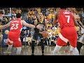 Verizon Game Rewind: Raptors 105 - Warriors 92