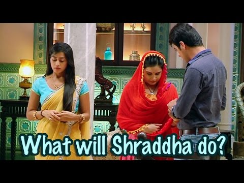 What will Shraddha do to get Sher back. From the sets of Piya Rangrez