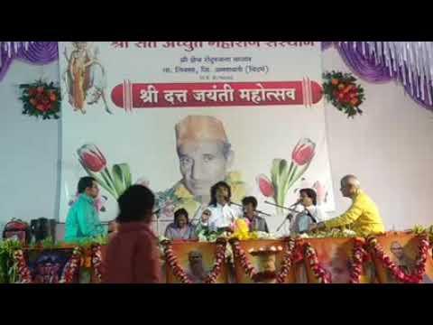 Pt.Ajit Kadkade Maze Achhade Bachhade Chhakude, Hari Maza Sawala