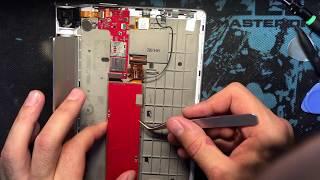 Планшет Lenovo Yoga Tablet B6000 замена USB разъёма