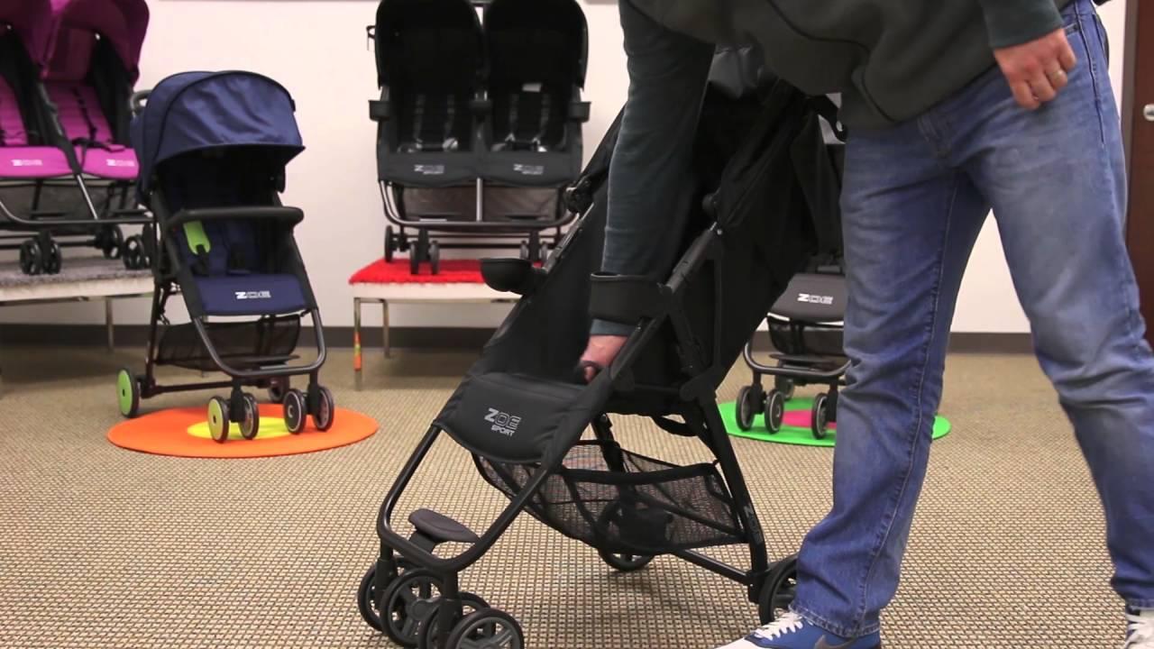 21d645999560 ZOE XL1 BEST & DELUXE Stroller! Top Lightweight Umbrella Travel Stroller  System of 2016!