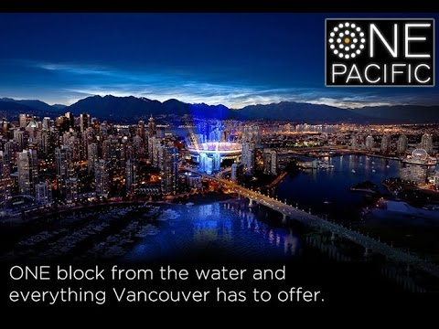 Luxury Iconic One Pacific (In the Heart of Yaletown Vancouver) Furnished Suite for Rental