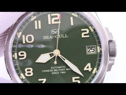 Field Watches Under 40mm - Affordable New Releases From Seagull
