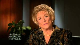 Jeanne Cooper discusses Daytime Television - EMMYTVLEGENDS.ORG