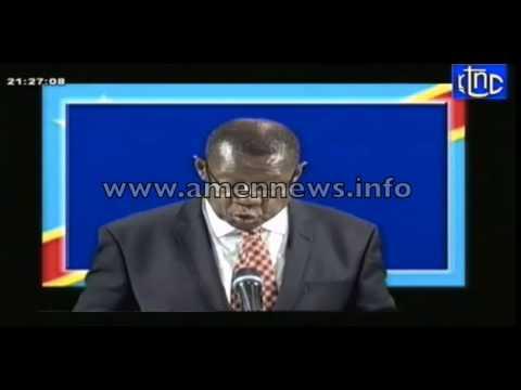Point de presse du ministre de l'information et media sur l'actualite