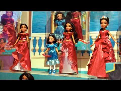 Disney Elena of Avalor Dolls and Toys
