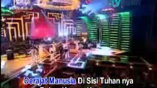 Rhoma Irama Feat Pasha Ungu-Taqwa