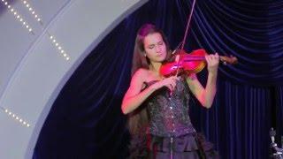 �������� ���� Klaudia Simonova (violin) - E.Marton - Tosca Fantasy ������