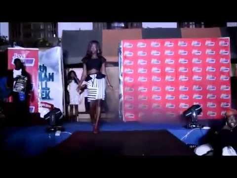 University of Ghana Mensah Sarbah Hall Week Fashion Show.