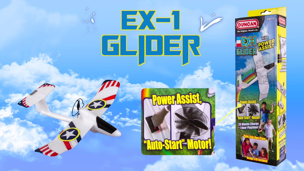 Duncan Toys Presents: Planes and Gliders