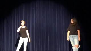 Live Performance of Thunder/ Young Dumb & Broke ASL Mashup