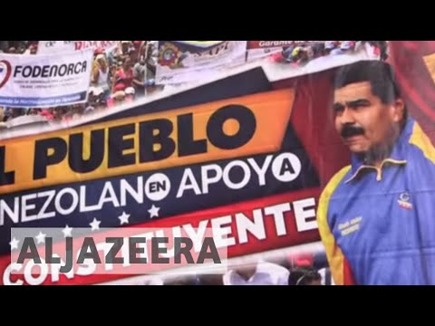 Venezuela crisis: 100 days of opposition protests