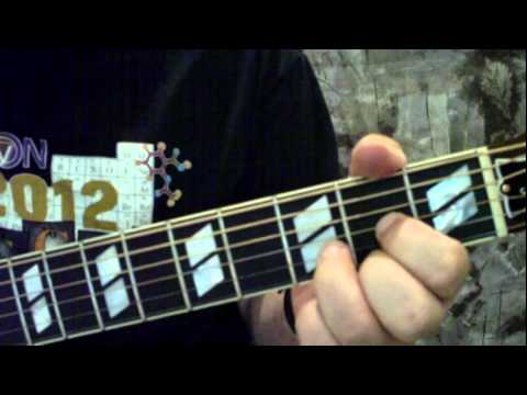 Fly Over States easy Guitar Lesson