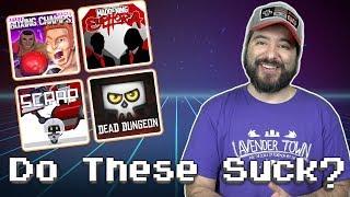 Do These Switch Eshop Games Suck? | 8-bit Eric