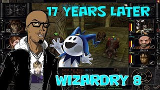 Wizardry 8 - The Game that Got Me Into Dungeon Crawlers