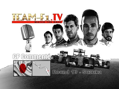 F1 2015 | Japon Online F1 100% | Commenté - TEAM F1 PS4