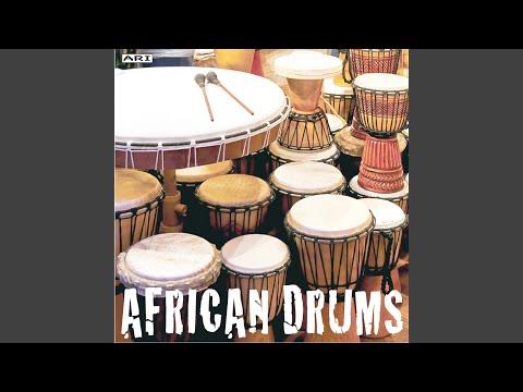 Djembe Drums Of Ghana