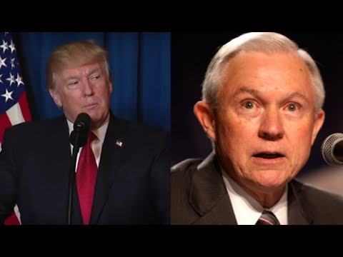 FIRED! WHAT TRUMP JUST SAID ABOUT JEFF SESSIONS IS CAREER ENDING!