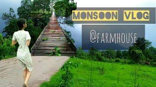 Gambar cover Monsoon Vlog | farmhouse | rainy season |2019 |vlog#1|vedikajaokar