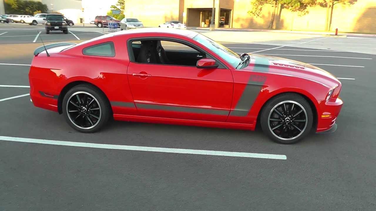 2013 Mustang Boss 302 Walk Around Youtube