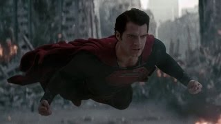 Non-Stop Action: Kal-El vs General Zod | Man of Steel