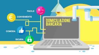DOMICILIAZIONE BANCARIA PER LE BOLLETTE ABBANOA