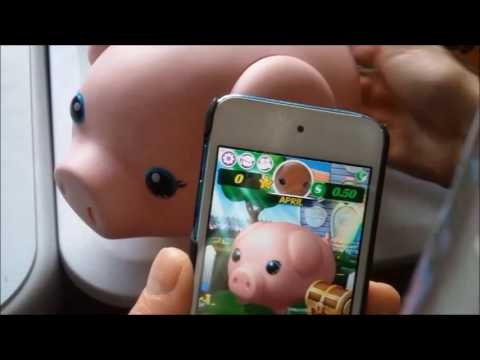 Let's try Wiggy piggy bank ( Full instruction + review Part1)