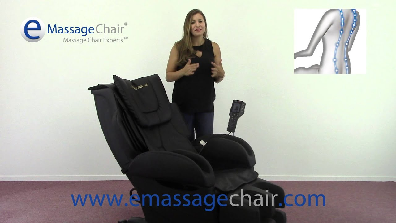 Fujiiryoki Cyber Relax EC 3800 Massage Chair
