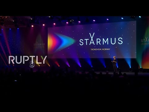 LIVE: Starmus Festival explores 'Life and the Universe' in Trondheim - DAY 6
