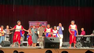 Rohan - Tamil Sangam Santo Music Dance - September 2019