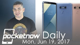 LG G6+ goes official, OnePlus 5 storm of leaks & more   Pocketnow Daily