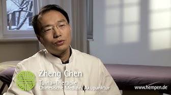 Tuina Manuelle Therapie und Massage bei Schmerzen - Traditionelle Chinesische Medizin TCM München