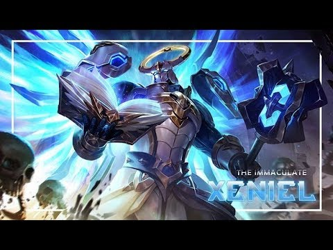 Why Xeniel Is The Best Tank In Aov Wolf Xotic Arena Of Valor India