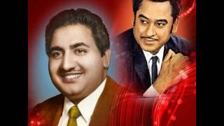 ek mahal mein cham cham karti - great rafi sahab and kishore kumar