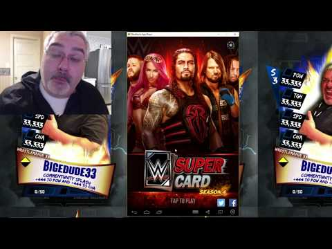 Monster Freebie, Monster TBG Claim, Grand Challenge Pack Opened!! WWE Supercard #3