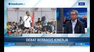 Persiapan Jokowi Jelang Debat ke-4 Pilpres