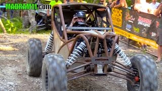 TIM CAMERON FIRST PERSON TO EVER CLIMB SHOWTIME HILL IN A RZR BUGGY