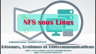 NFS sous Linux (KHALID KATKOUT)