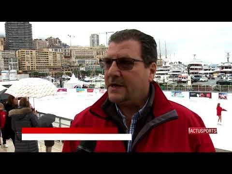 Port Hercule : Championnat de Patinage de Monaco
