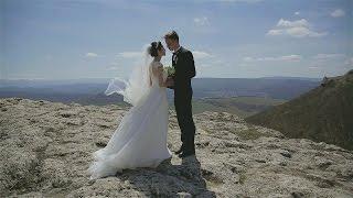 Нежная свадьба Ирины и Максима
