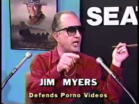WALLY GEORGE HOT SEAT : The Jim Myers VHS Chronicles Pt. 7