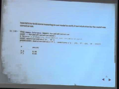 Probabilistic Graphical Models using pgmpy - Ankur Ankan