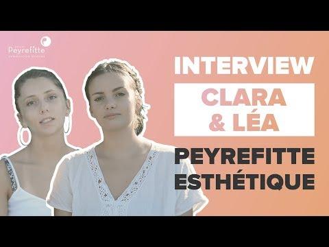 Clara et Léa en stage sur l'île de La Réunion 🏝