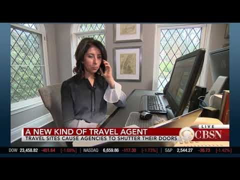 Are travel websites killing travel agencies?