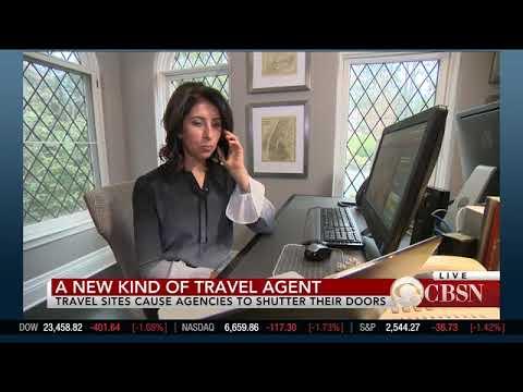 Are travel websites killing travel agencies?