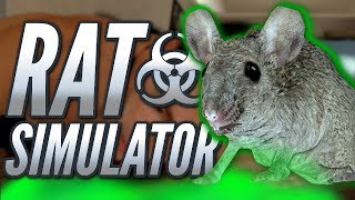RADIOACTIVE RAT VS. FIRE NATION EXTERMINATORS - Rat Simulator