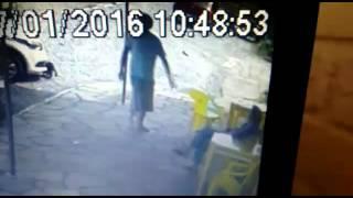 Assalto ao Bar do Osmar em Gramado - 27/01/2016