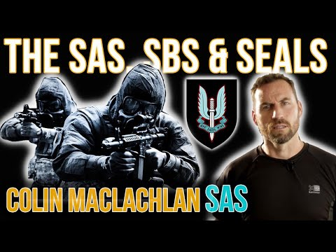 SAS Trooper Explains The Difference Between Special Air Service, SBS & Navy SEALS | Who Dares Wins